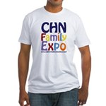 California Homeschool Network Fitted T-Shirt