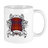 Butler Tartan Shield Mug