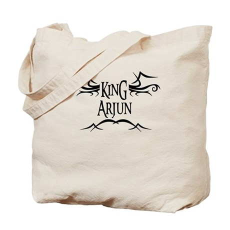King Arjun Tote Bag