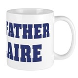 Proud Father of Claire Coffee Mug