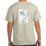 Dogs Need Change, Not Chains Light T-Shirt