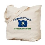 Constitution State Tote Bag