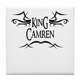 King Camren Tile Coaster