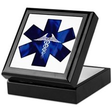 Cute Emt Keepsake Box