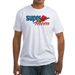 SuperMom Fitted T-Shirt