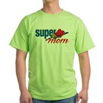 SuperMom Green T-Shirt