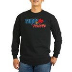 SuperMom Long Sleeve Dark T-Shirt