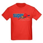 SuperMom Kids Dark T-Shirt