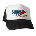 SuperMom Trucker Hat