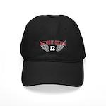 The Detroit Dozen Black Cap