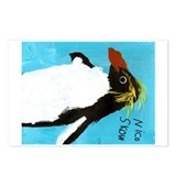 Macaroni Penguin Postcards (Package of 8)