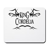 King Cordelia Mousepad