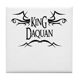 King Daquan Tile Coaster