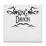 King Davion Tile Coaster