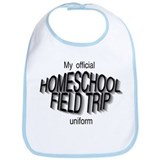Field Trip Uniform in Gray Bib