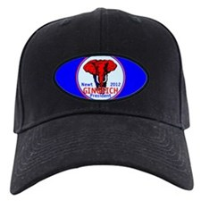 2012 Gingrich Baseball Hat