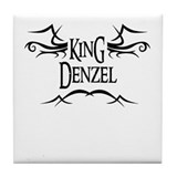 King Denzel Tile Coaster