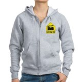 Film Crew Zipped Hoody