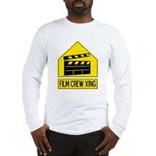 Film Crew Long Sleeve T-Shirt