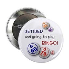 "Bingo Stuff 2.25"" Button"