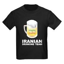 Iranian Drinking Team T