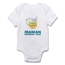 Iranian Drinking Team Infant Bodysuit