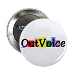 "OutVoice 2.25"" Button (10 pack)"