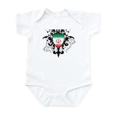 Iran Infant Bodysuit