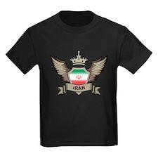 Iran Emblem T