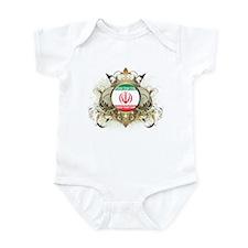 Stylish Iran Infant Bodysuit