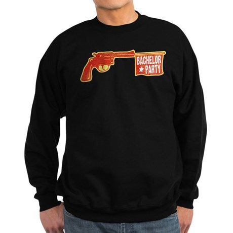 Joke Bachelor Gun Sweatshirt (dark)