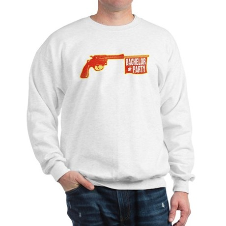 Joke Bachelor Gun Sweatshirt