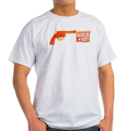 Joke Bachelor Gun Light T-Shirt