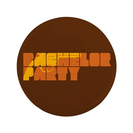 "Mafia Bachelor Party 3.5"" Button (100 pack)"
