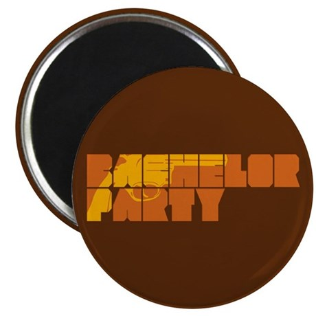 "Mafia Bachelor Party 2.25"" Magnet (100 pack)"