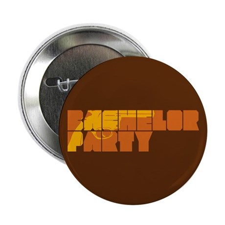 "Mafia Bachelor Party 2.25"" Button (100 pack)"
