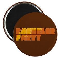 Mafia Bachelor Party Magnet