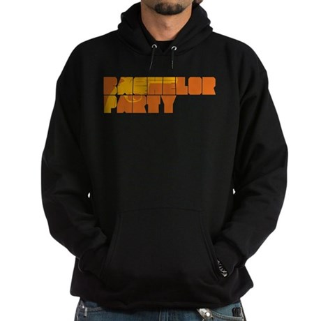 Mafia Bachelor Party Hoodie (dark)