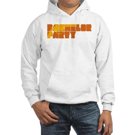 Mafia Bachelor Party Hooded Sweatshirt