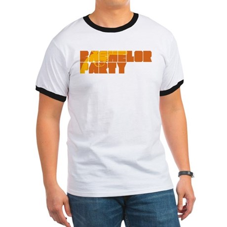 Mafia Bachelor Party Ringer T