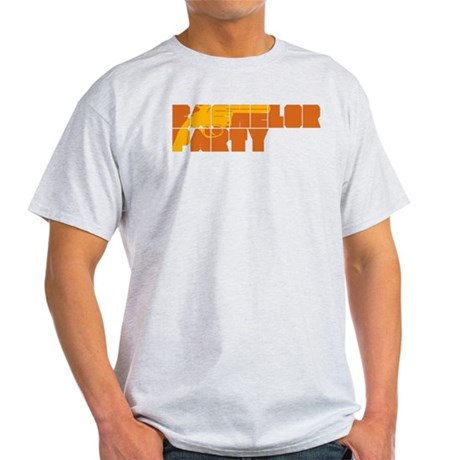 Mafia Bachelor Party Light T-Shirt