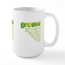 Green Groom Blox Mug