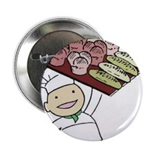 "Baker Man 2.25"" Button (100 pack)"
