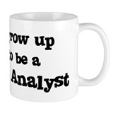 Be A Financial Analyst Mug