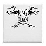 King Elian Tile Coaster