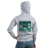 I'd Rather Be Fishing Zip Hoody