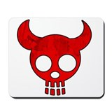 Red Dead Devil Mousepad
