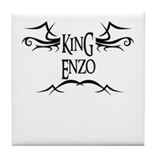 King Enzo Tile Coaster