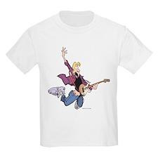 Rock Star Jeremy Kids Light T-Shirt