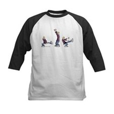 Dancing Jeremy Kids Baseball Jersey